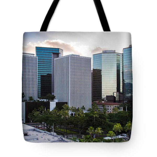 Honolulu Tote Bag