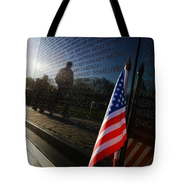 Honoring Tote Bag