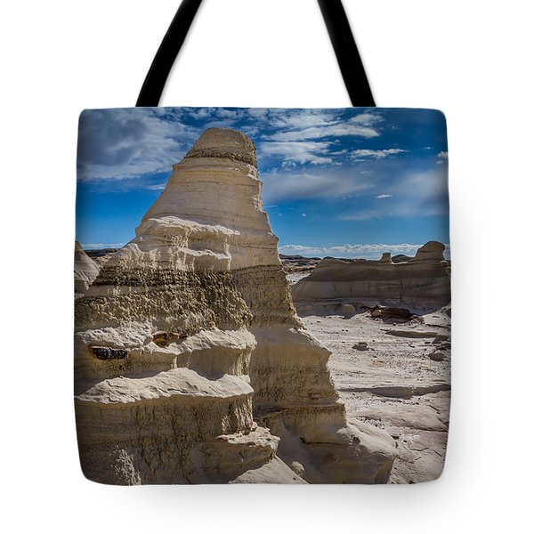 Hoodoo Rock Formations Tote Bag