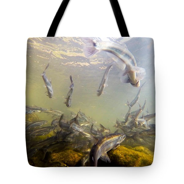 Hooligan Underwater Tote Bag
