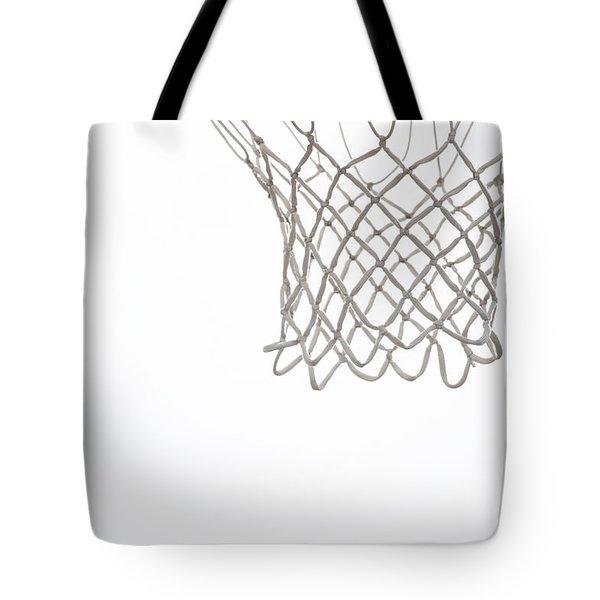 Hoops Tote Bag by Karol Livote