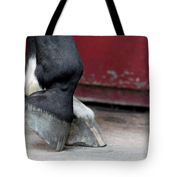 Hooves Tote Bag