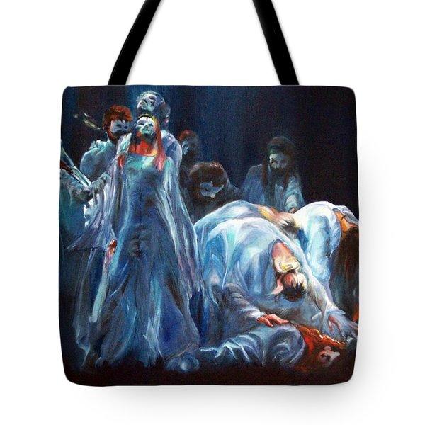 Hope And Gratitude Tote Bag