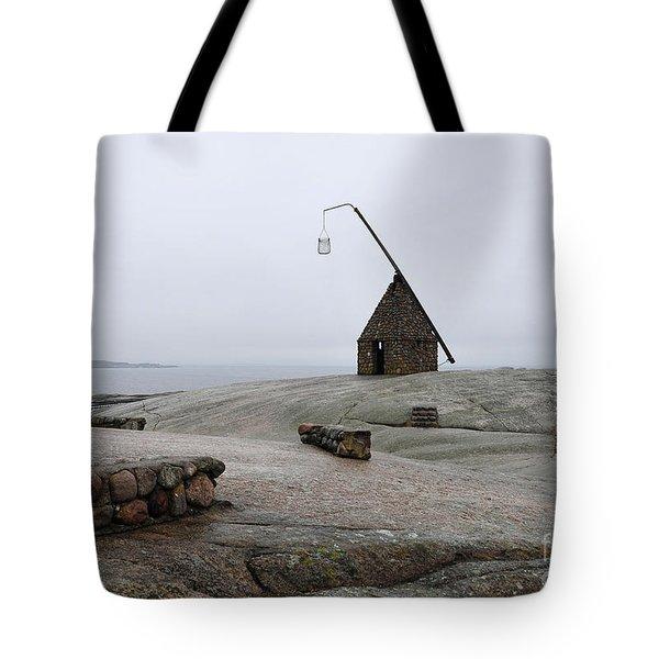 Hope And Light Tote Bag