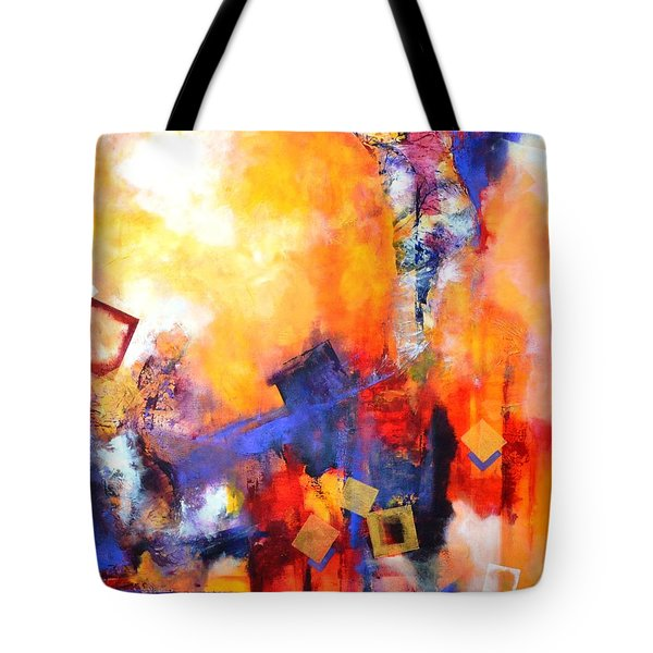 Hope Tote Bag by Betty M M   Wong