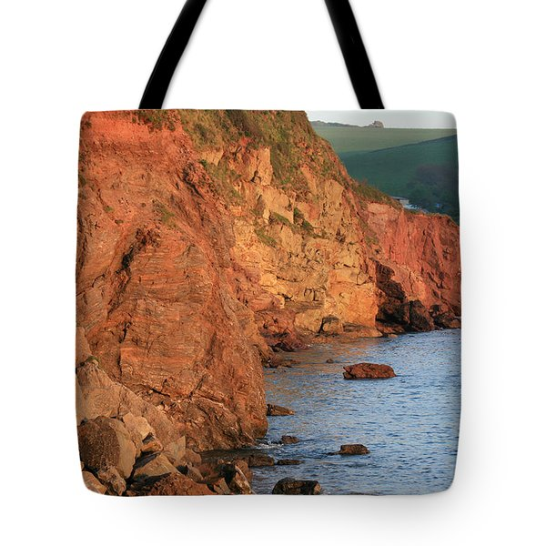 Hope Cove Tote Bag