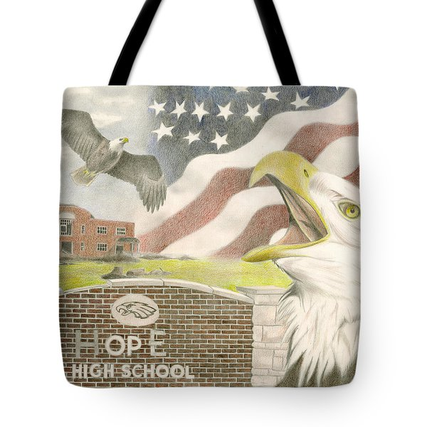 Hope High School Tote Bag