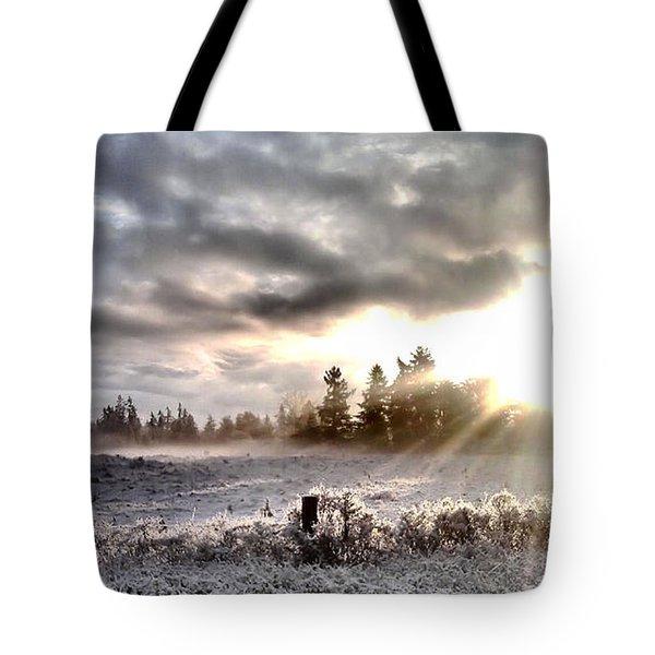Hope - Landscape Version Tote Bag