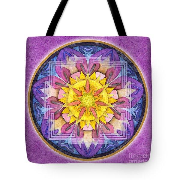 Hope Mandala Tote Bag
