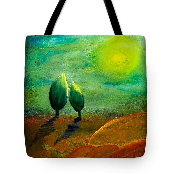 Hope Tote Bag by Nirdesha Munasinghe