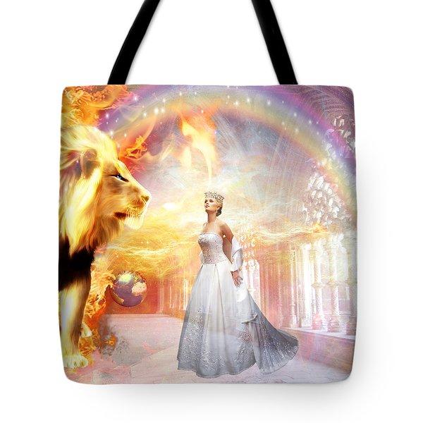 Hope Of Glory Tote Bag