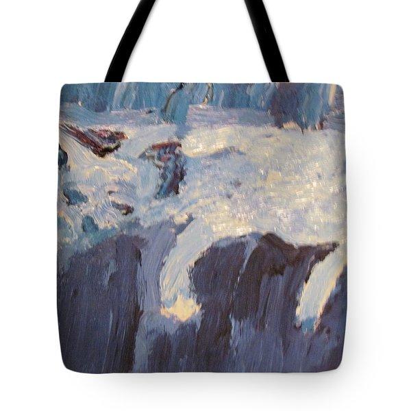 Hope Sleeping Tote Bag