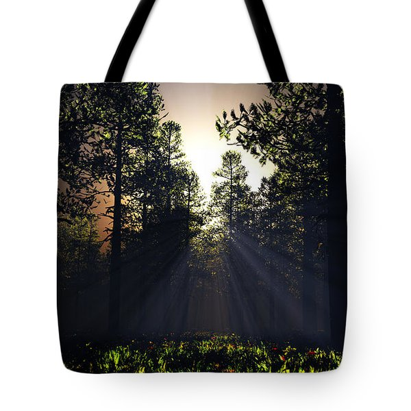 Hope Springs Eternal... Tote Bag by Tim Fillingim