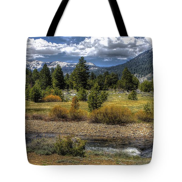 Hope Valley Wildlife Area Tote Bag