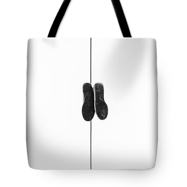 Hopeless Wanderer Tote Bag by Michael Ver Sprill