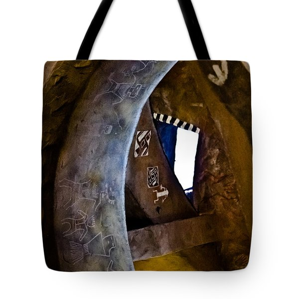 Tote Bag featuring the photograph Hopi House by Joel Loftus