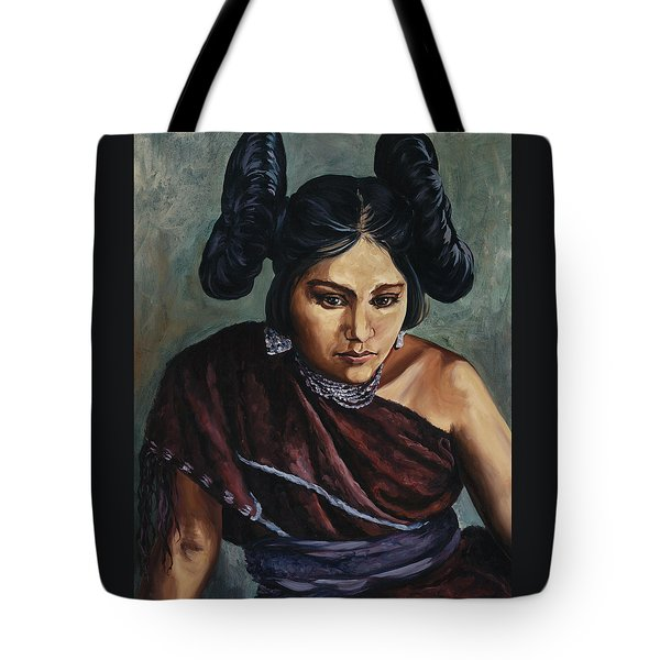 Hopi Jewel Tote Bag