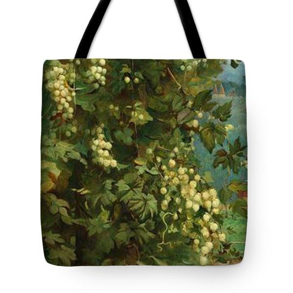 Hops 1882 Tote Bag