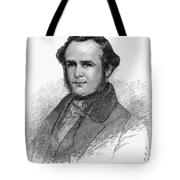 Horace Wells (1815-1848) Tote Bag by Granger
