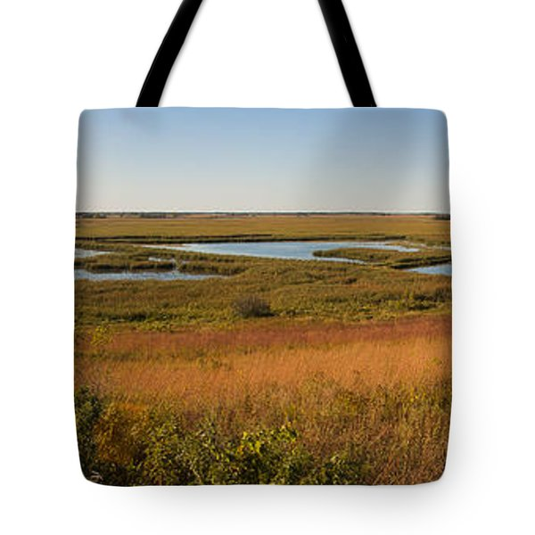 Horicon Marsh Tote Bag