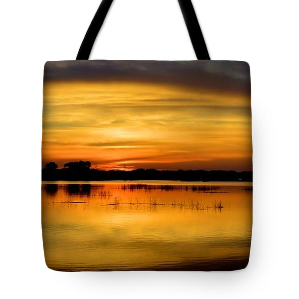 Horizons Tote Bag by Bonfire Photography