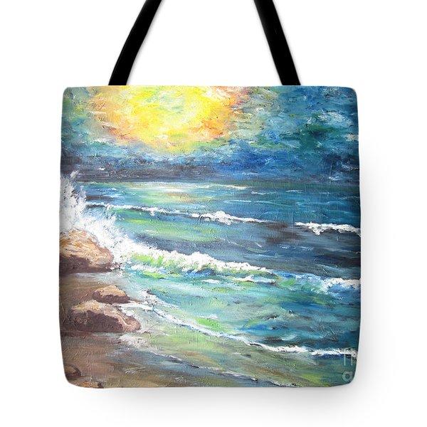 Horizons Tote Bag by Cheryl Pettigrew