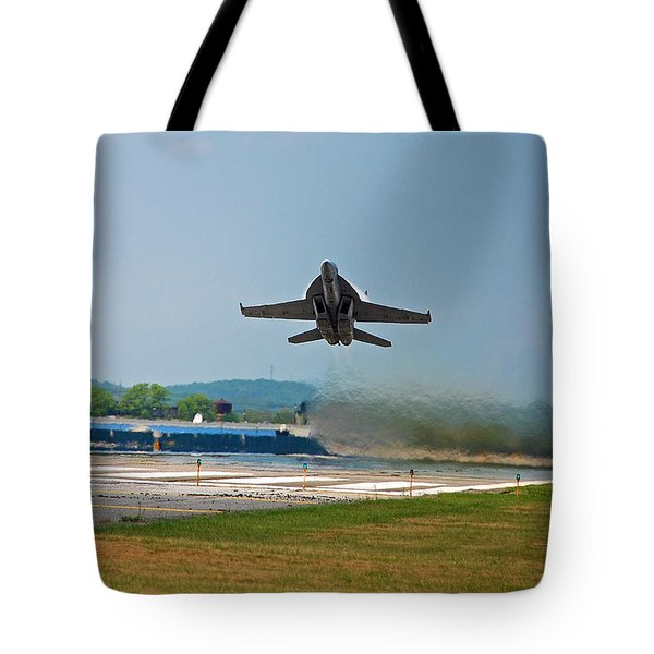 Hornet Heat Tote Bag