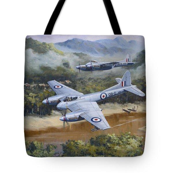 Hornet Sting Tote Bag