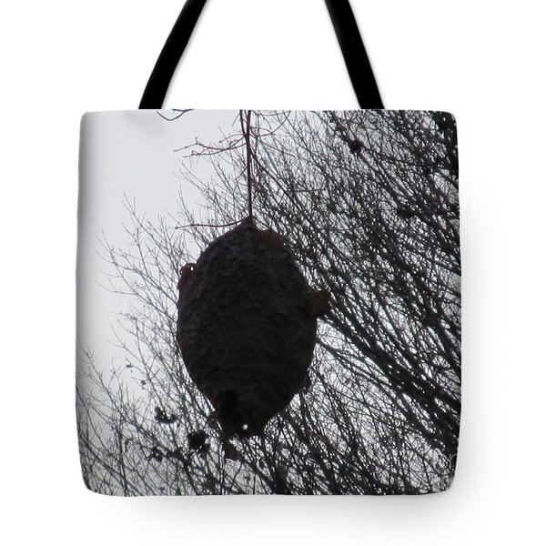 Hornets Nest West Tote Bag by Tina M Wenger