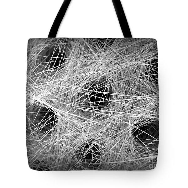 Horse Hair Tote Bag by Clare Bevan