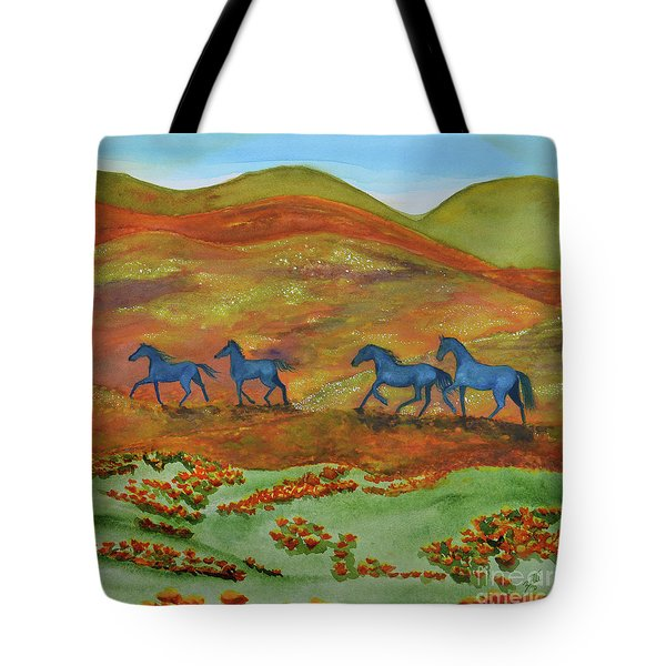 Horse Heaven Tote Bag