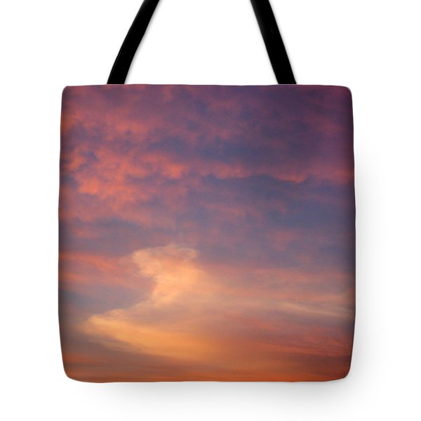 Horse In The Sky Tote Bag