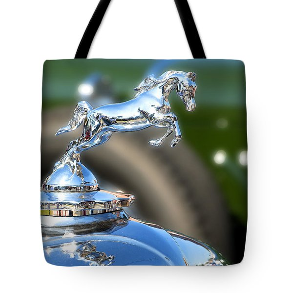 Tote Bag featuring the photograph Horse Power by Rebecca Davis