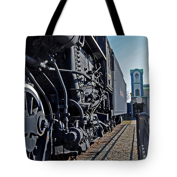 Horse Power Tote Bag by Skip Willits