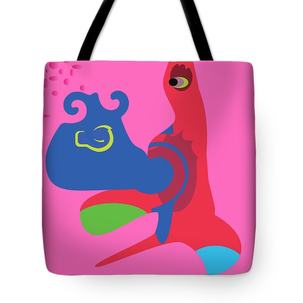 Horse Sense Tote Bag by J Riley Johnson
