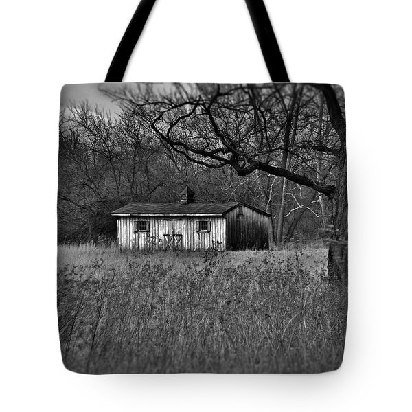 Horse Shed Tote Bag