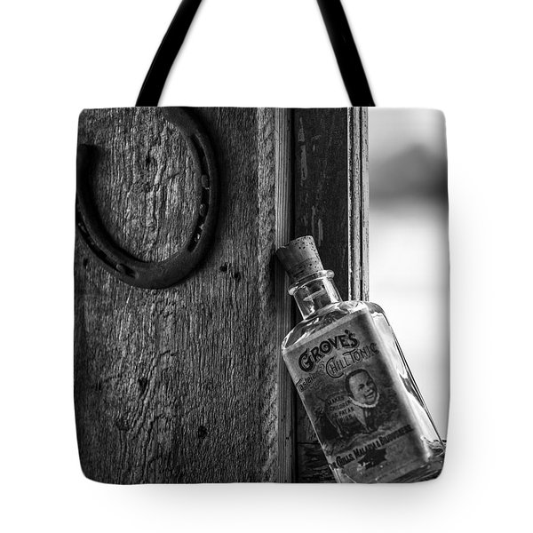 Horse Shoes And Tonic Tote Bag