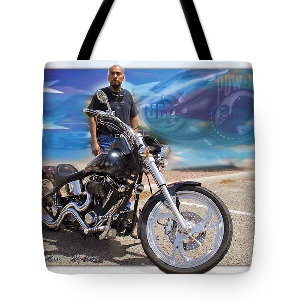 Horses Of Iron10 Tote Bag