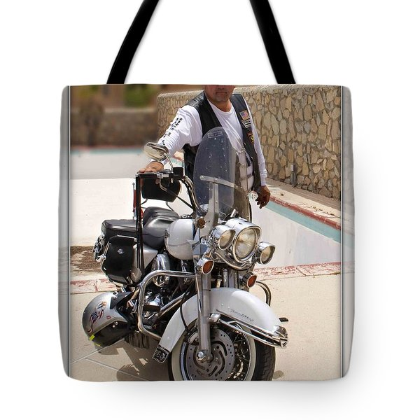 Horses Of Iron2 Tote Bag