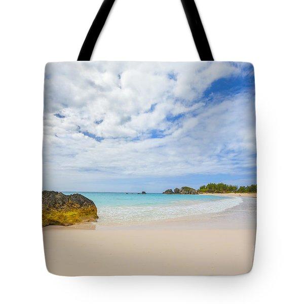 Horseshoe Bay Tote Bag by Verena Matthew
