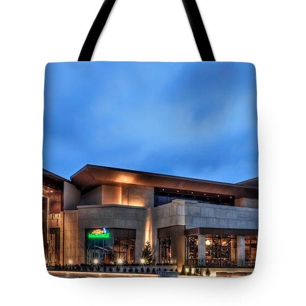 Horseshoe Casino Cincinnati Tote Bag