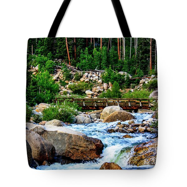 Horseshoe Falls Tote Bag