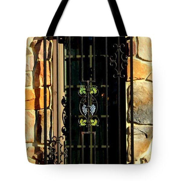Tote Bag featuring the photograph Horton Bars by Cathy Shiflett
