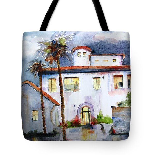 Hospitality House Tote Bag