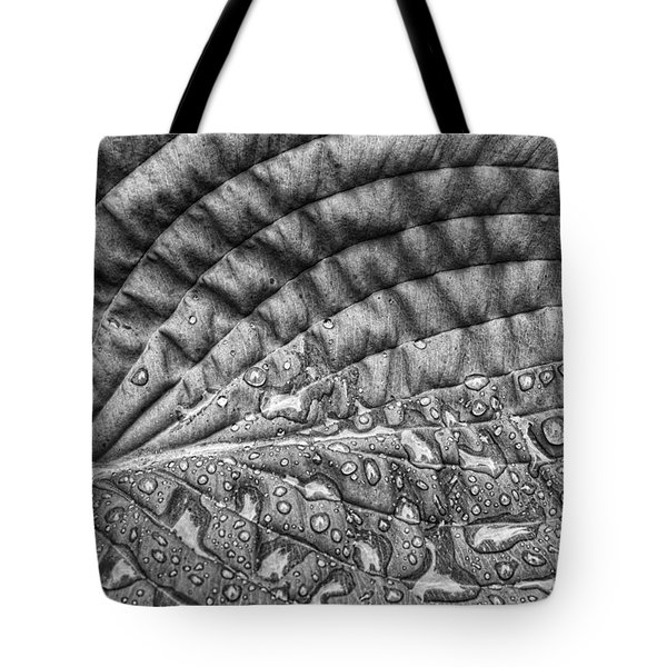 Hosta Leaf Tote Bag