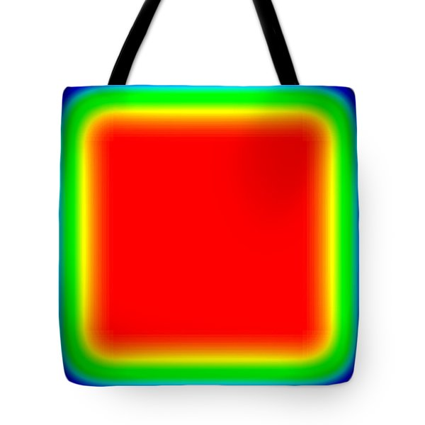 Hot Colors Tote Bag