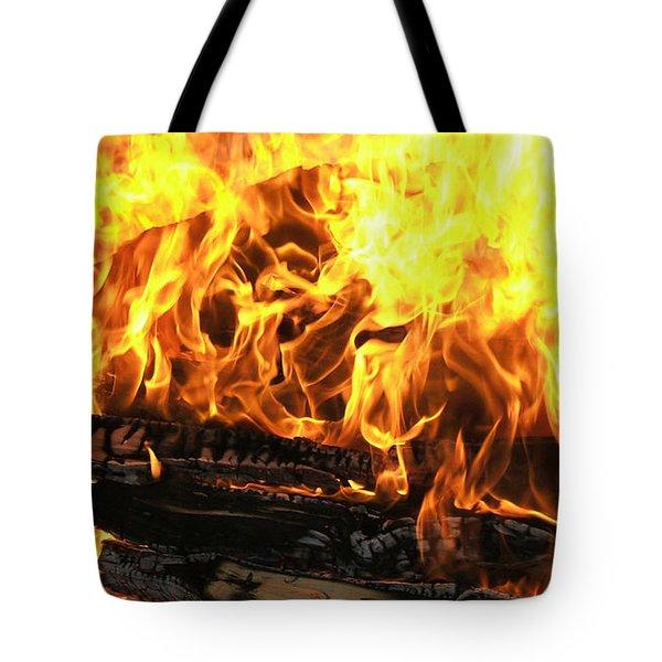 Hot Pillow Tote Bag