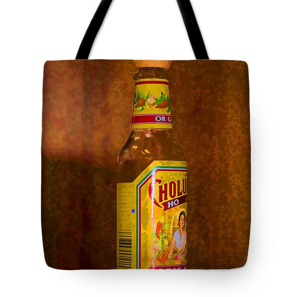 Hot Sauce Two Tote Bag