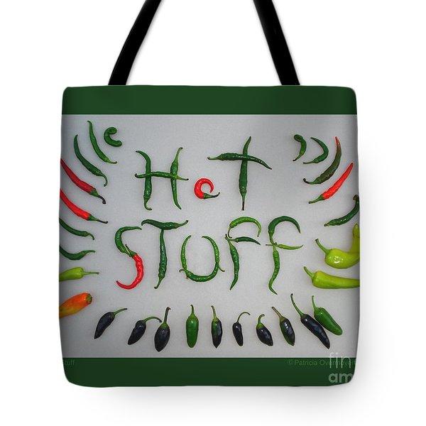Hot Stuff Tote Bag