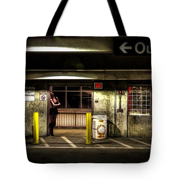 Hot Summer Night Out Tote Bag by Bob Orsillo